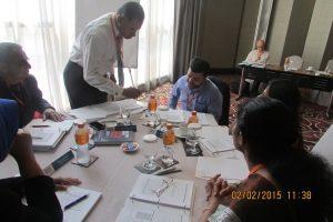 HR Leadership Corp Functions Bangkok - Feb 2015