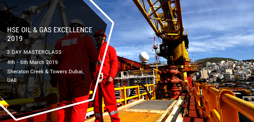 HSE Oil & Gas Excellence 2019